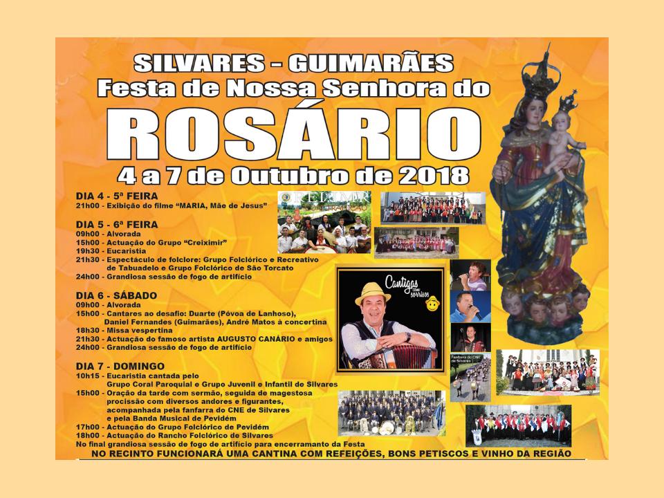Festas em Honra de Nossa Senhora do Rosário