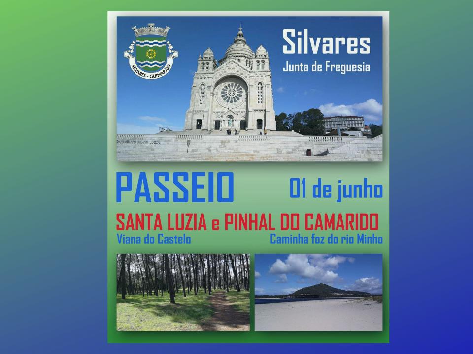 Passeio Sénior  2019 | Santa Luzia e Pinhal do Camarido