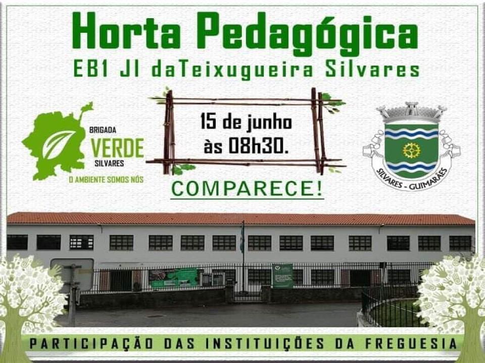 Escola da Teixugueira | Horta Pedagógica
