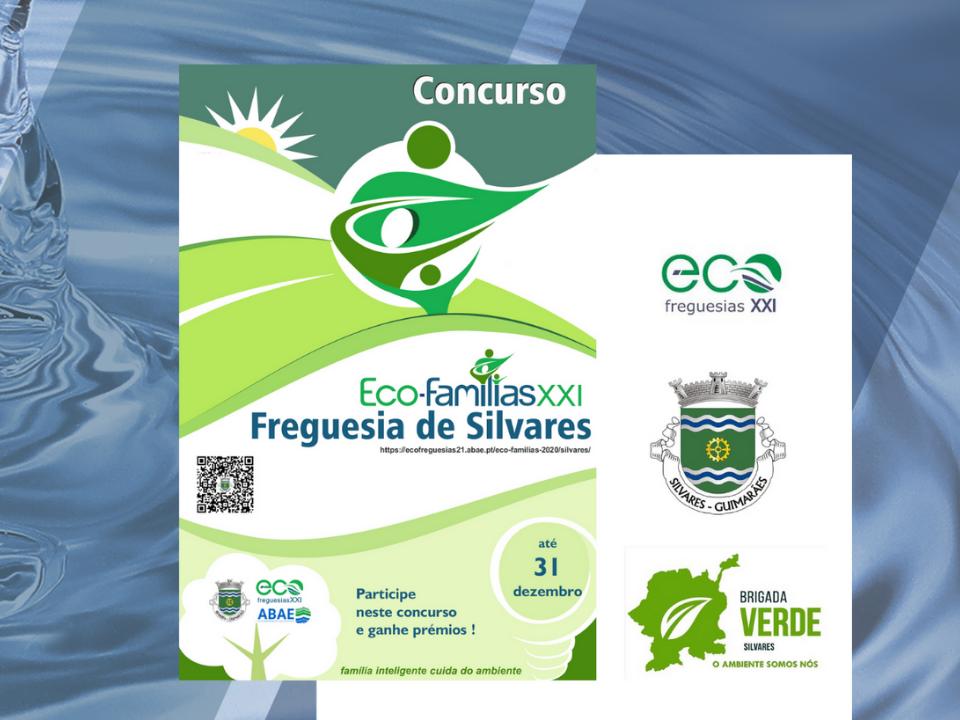 Concurso Eco-famílias XXI | Silvares 2020