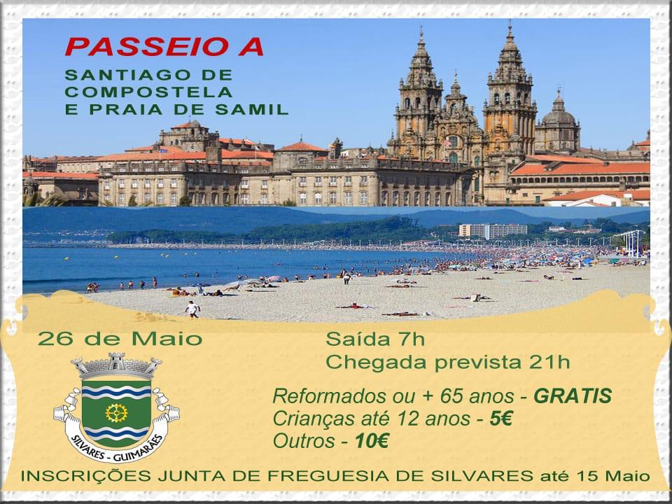 PASSEIO DA JUNTA DE FREGUESIA DE SILVARES